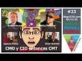 @NEGO2CIO 023: CIO y CMO entonces CMT - Marketing Digital - Nicolás Borrelli, Adrián Tommassi, Ignacio Farias, Oscar Schmitz (2015/11/02)