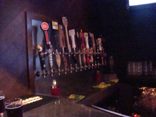 Taps at The Surly Goat