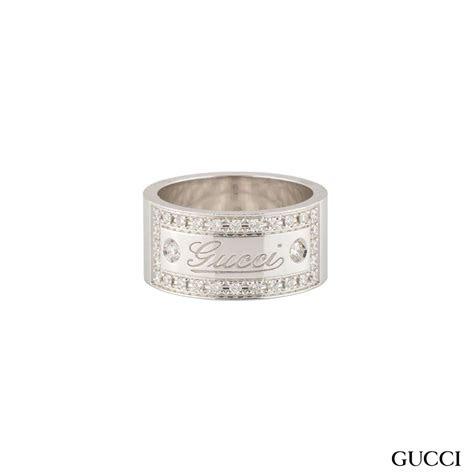 gucci diamond ring