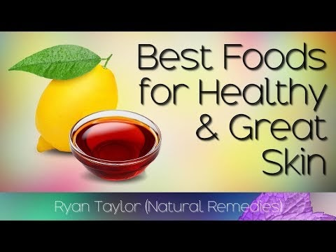 Foods for: Great Skin