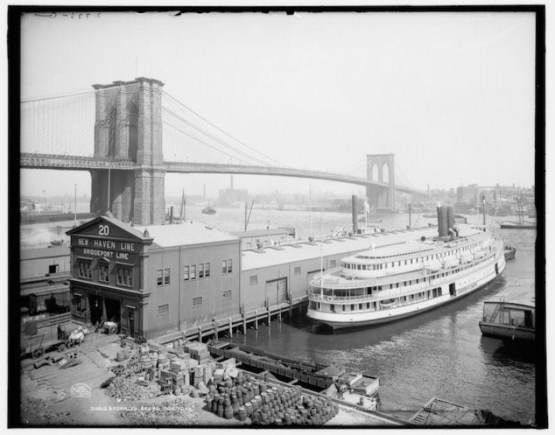 Fotos marcantes mostram a cidade de Nova Iorque ontem e hoje 19