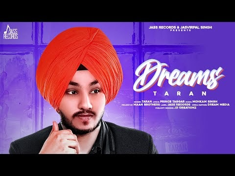 Lyrics Dreams Taran New Song 2020 (Dream Lyrics)