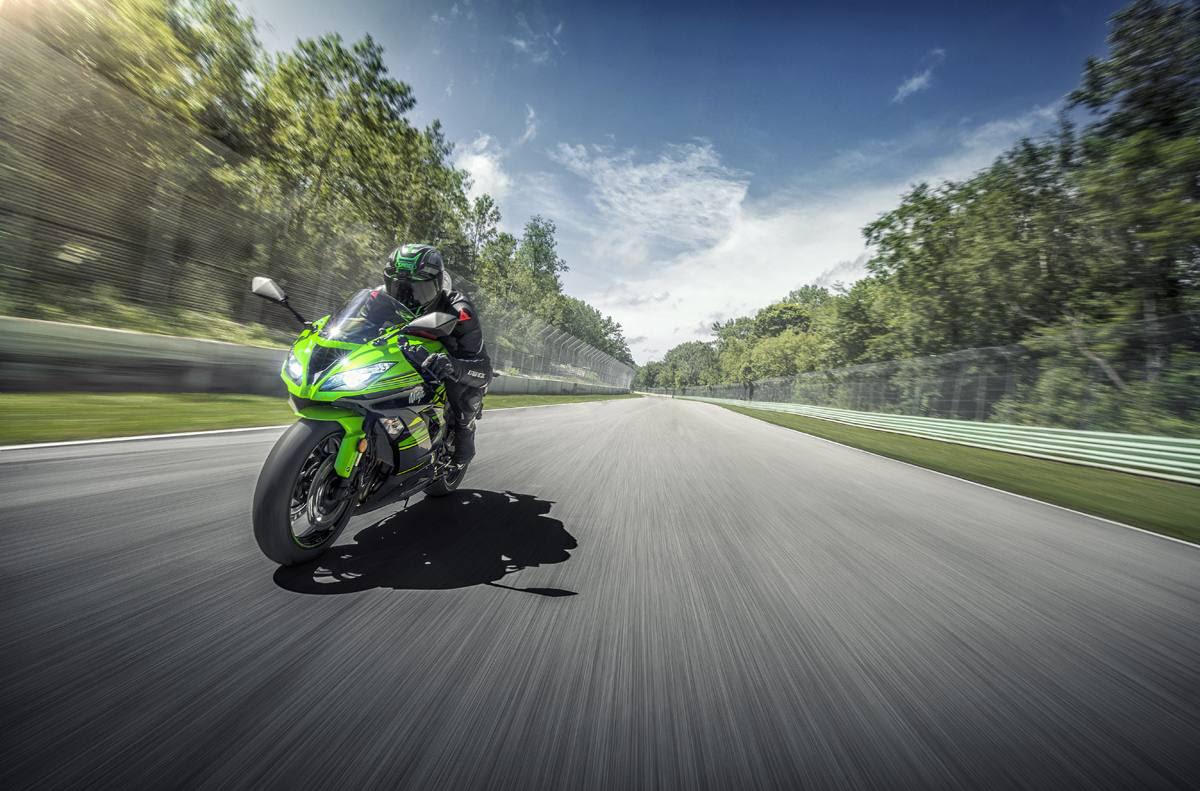 2018 Kawasaki Ninja Zx 6r Krt Edition