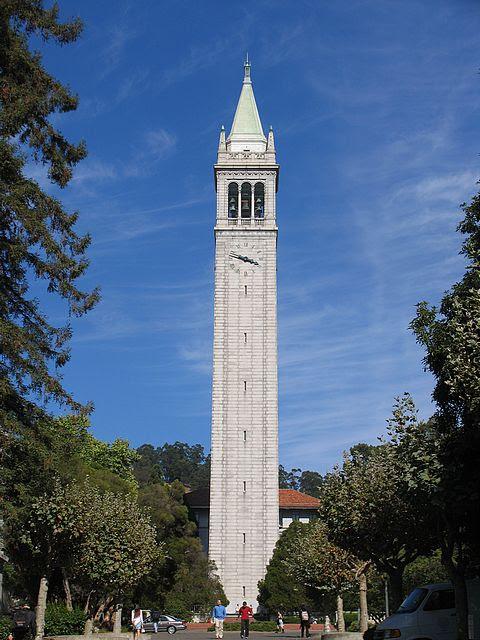 torre da universidade de berkeley
