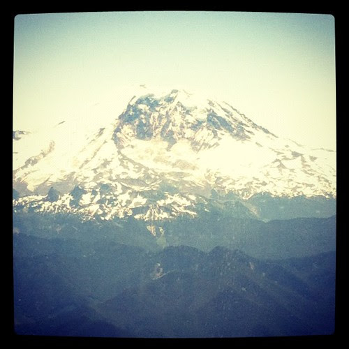 Beautiful Mt. Rainier