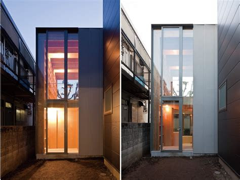 ultra compact  house   small space marvel  japan