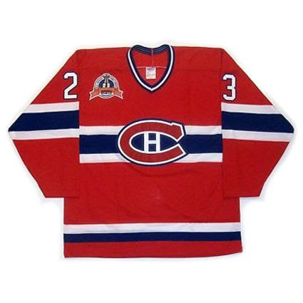 Montreal Canadiens 92-93 jersey
