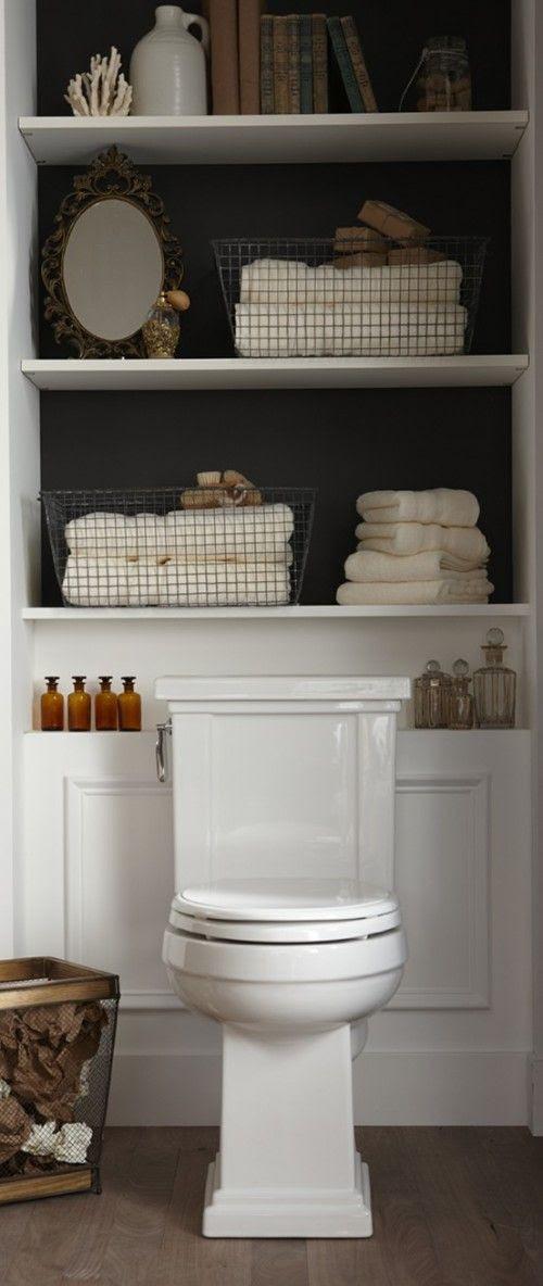 43 Practical Bathroom Organization Ideas | Shelterness | nest