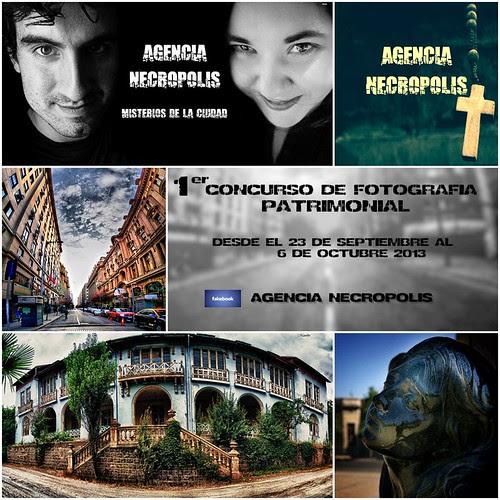 Concurso de fotografía Patrimonial Agencia Necrópolis Santiago de Chile. by Alejandro Bonilla