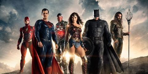 Justice League Movies In Order