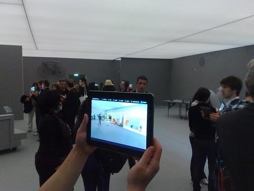 Realtà aumentata alla Samsung by durishti