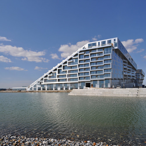bjarke ingels group, BIG, bighouse or 8-tallet, copenhagen 2006-2010