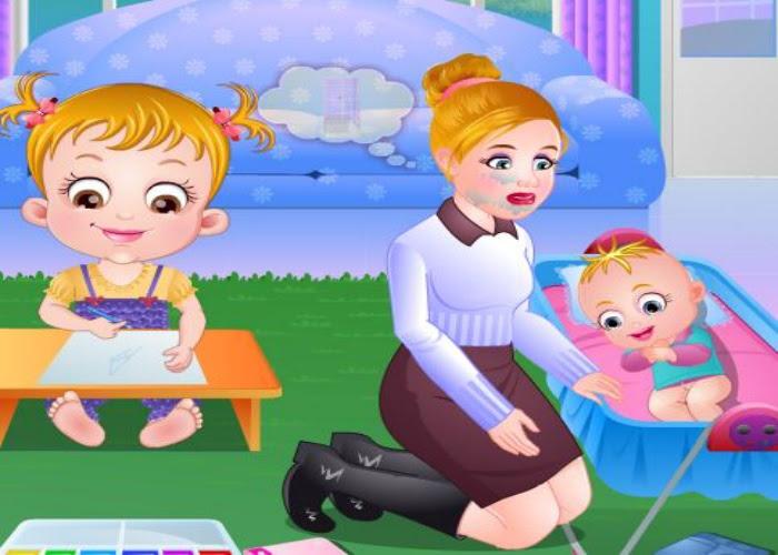 Baby Hazel Jeux De Fille