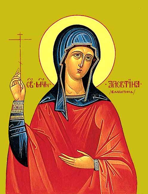 IMG ST. VALENTINA, Alentina, of Caesarea