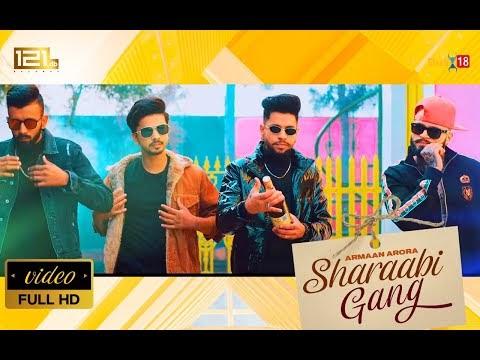 Sharaabi Gang lyrics | Armaan Arora | Honey Rao