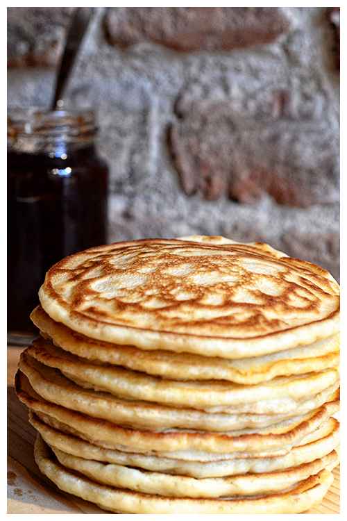 kamut pancakes© by Haalo