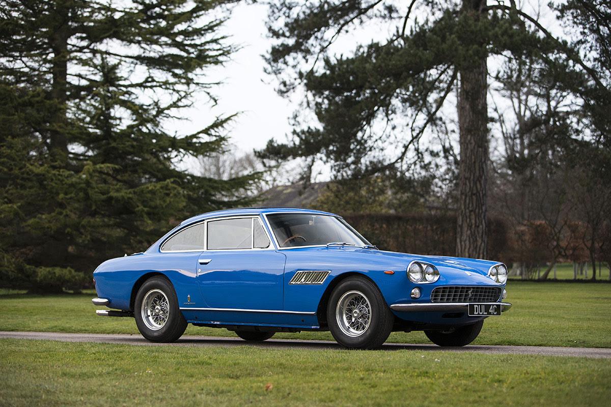 John Lennon\u002639;s First Car \u2013 A Ferrari \u2013 For Sale  Megadeluxe  For The Love of Speed, Sport \u0026 Design