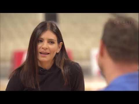 Μάλτση: «Τον πρώτο μου μισθό στο μπάσκετ τον κοιτούσα για ώρες»-Τι δήλωσε στην ΕΡΤ για τον Γιάννη Αντετοκούνμπο-Η συγκίνησή της στο ΟΑΚΑ