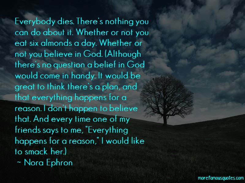 Quotes About God Everything Happens For A Reason Top 8 God