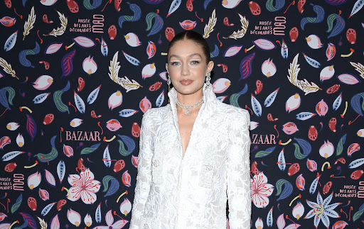 Avatar of Gigi Hadid takes fans on a backstage tour of past fashion weeks
