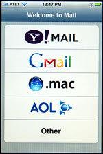 Créer un compte Gmail en IMAP sur votre iPhone