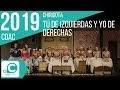 Tú de izquierdas y yo de derechas (Chirigota). COAC 2019