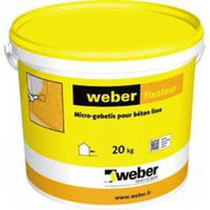 Couche Dadhérence Pour Béton Pour Façade Ibofix Weber Industries