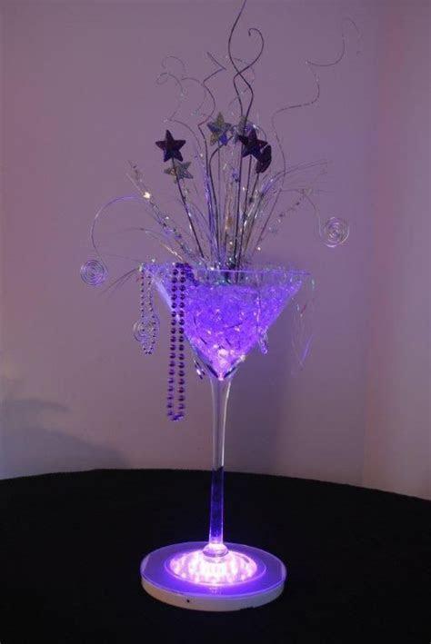 Best 25  Martini glass centerpiece ideas on Pinterest
