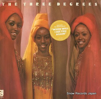 THREE DEGREES, THE s/t