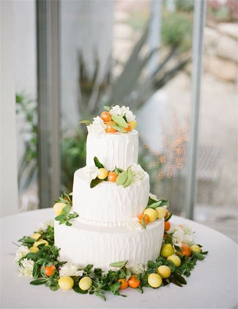 Five ways to incorporate fruit wedding decor into your big