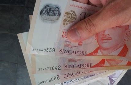 Bank of china singapore forex