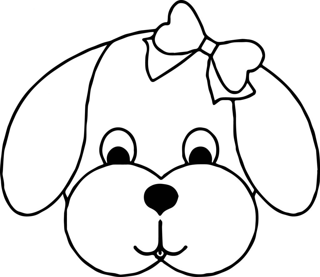 Dog Coloring Pages | Wecoloringpage.com