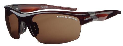 Bugaboos Tour de France Sunglasses Pilot Brown Frame/Brown Lens