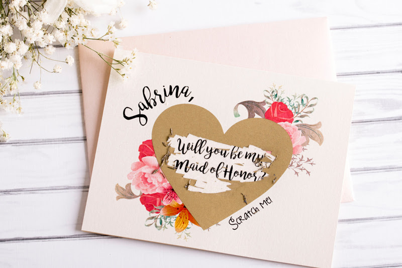 30 Fun And Creative Ways To Ask Will You Be My Bridesmaid