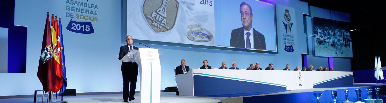 Asamblea General de Socios 2015