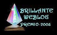 l3utterfish Premio brillante Blog 2008