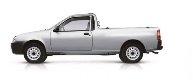 Ford Courrier e divagações sobre pickups, versões, mercado, câmbio e... humanidade.