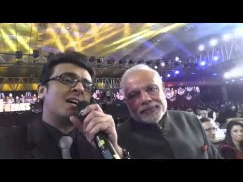 A Video Selfie with none other than NaMo