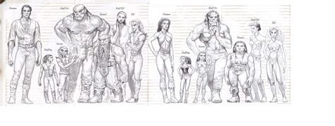 halflings  shorter     height examples shown dnd