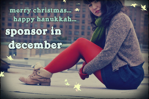 sponsor december