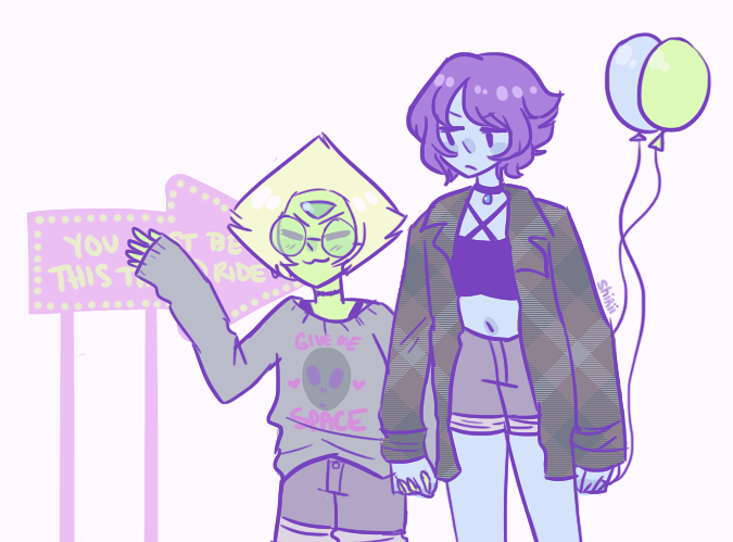 *lapidot but every time i draw them it gets gayer*