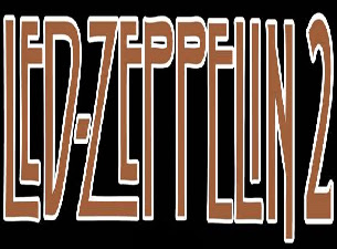 Led Zeppelin 2 - A Tribute to Led Zeppelin