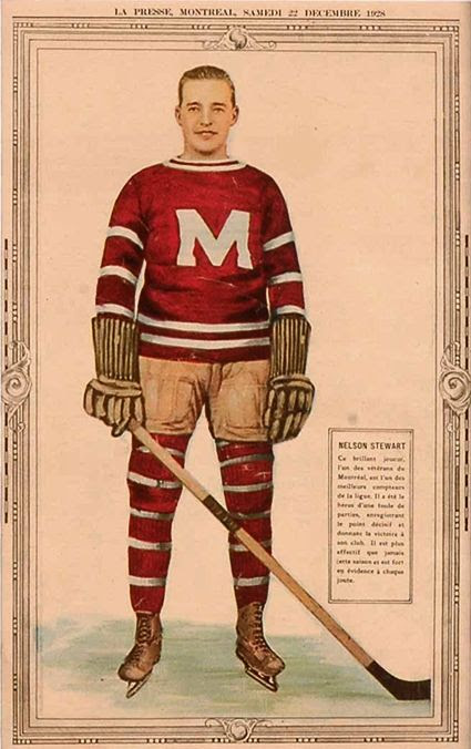 Montreal Maroons 1925-26 jersey
