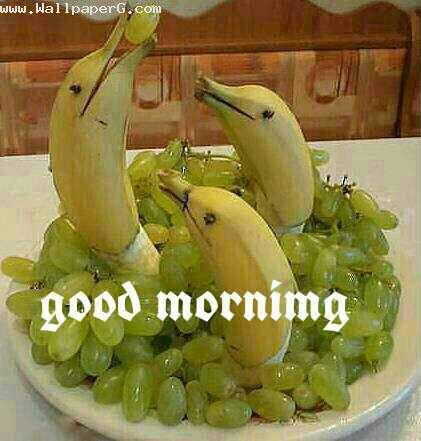 Download Morning With Fruits Good Morning Wallpapers For Your