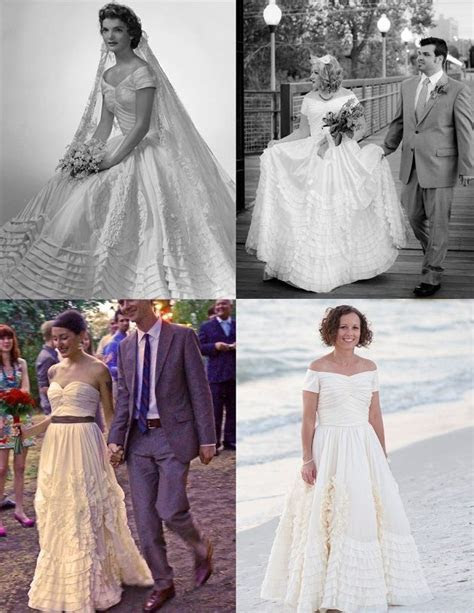 Erin Coleman: Jackie Kennedy Wedding Dress Replica