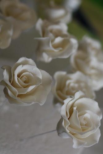 Sugar Roses by Louisa Morris Cakes