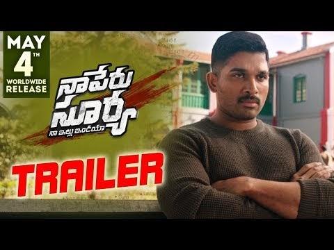 Surya S/O India  (2019) | Kannada Dubbed Movie | Movie Star Cast & Crews | Naa Peru Surya, Naa Illu India
