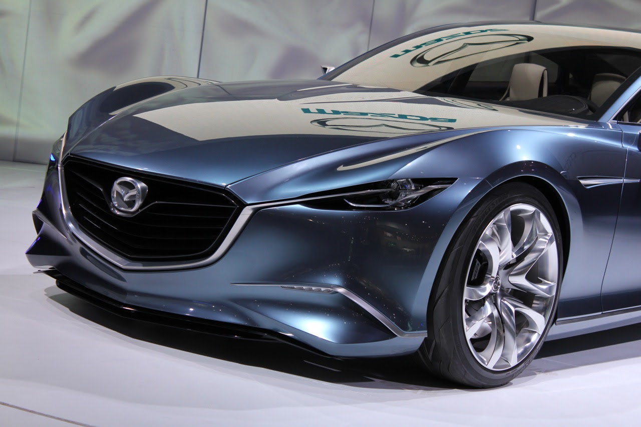 report shinari concept will influence nextgen mazda6