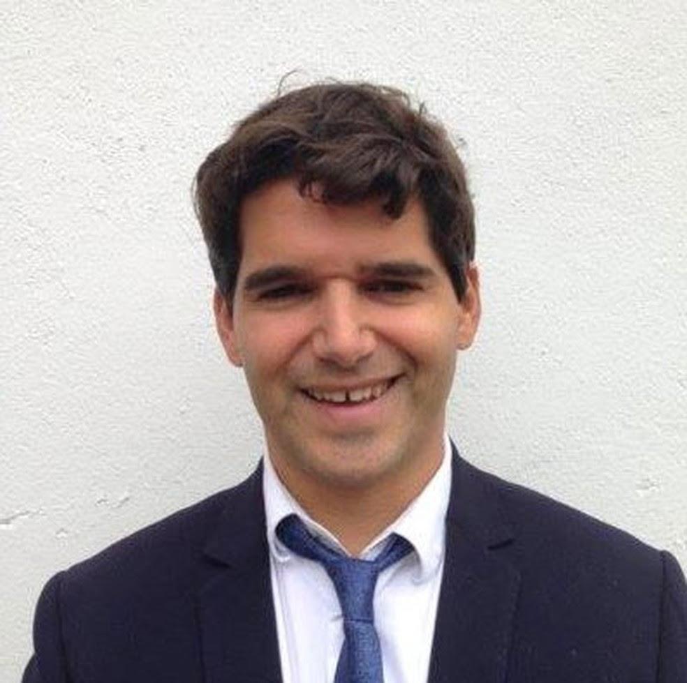 O espanhol Ignacio Echeverría está desaparecido desde o atentado em Londres (Foto: Reprodução/ Facebook/  Joaquin Echeverria)