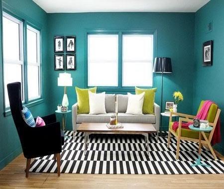 9+ cat dinding warna cat ruang tamu agar terlihat luas